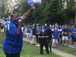 Brunswick High holds Unity March around campus