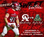 GA in Round 2: Red Terrors gear up to stop Hughes