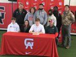 Glynn Academy standout makes college football choice