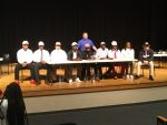 Several Pirates sign to play college football