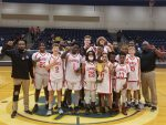 Glynn Middle wins crown; Lady Canes and Eagles second