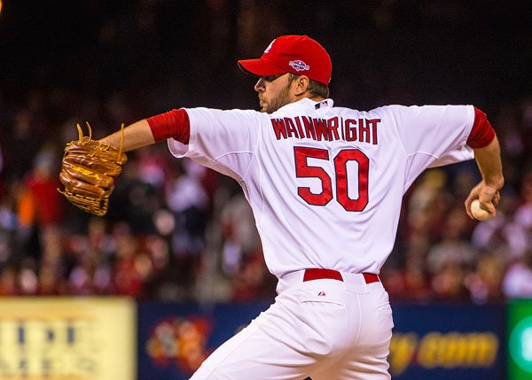 Waino Watch: Wainwright starts Cards'  home opener