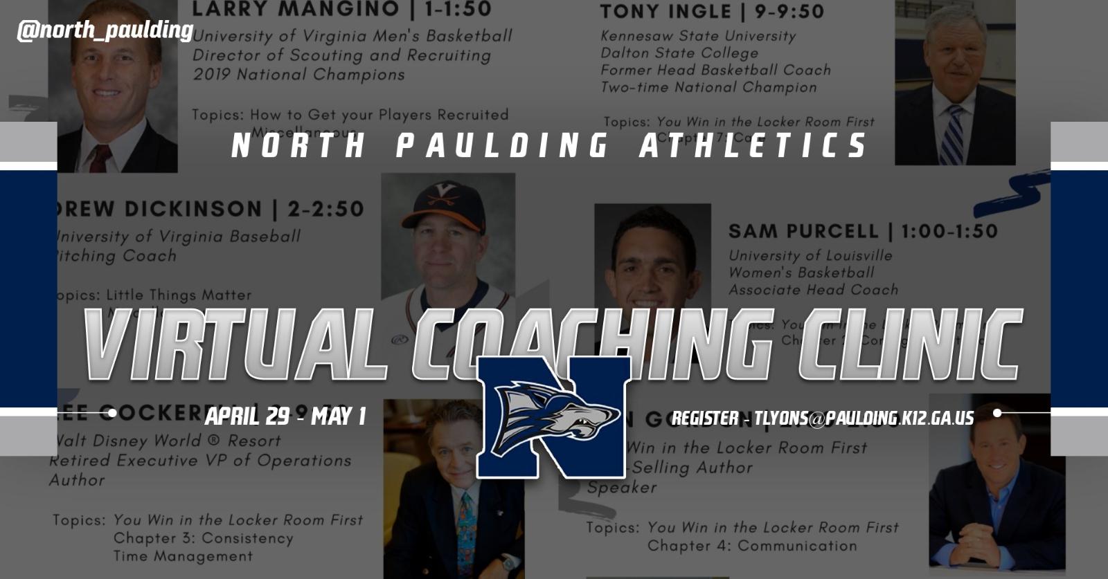 NPHS Virtual Coaching Clinic