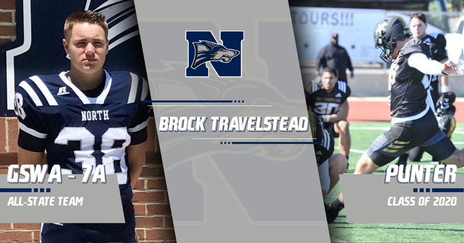 Brock Travelstead Honored by GSWA