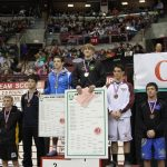 Eagles Wrestlers Finish 4th at State