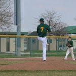Varsity Baseball Beats Maumee 9-3