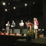 2014 Archie Griffin Award Winners at Fassett Jr. High – Walker Bliss & Taytem Rew