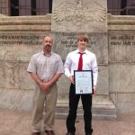Screptock Honored at State Capitol