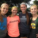 Girls 4x800m Relay Defeats Defending State Champs