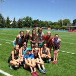 Women's Track and Field District Runner-up