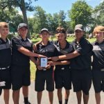 Clay Golf Finishes Runner Up