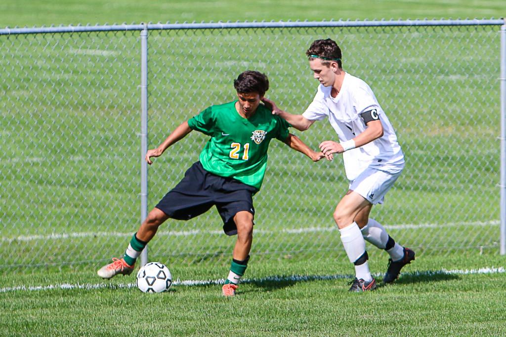 Men's Soccer Opens at Springfield Friday