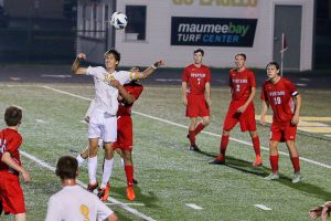 Men's Soccer vs. Lima Sr. 09-19-17