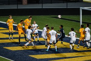 Men's Soccer vs. Whitmer 10-03-17