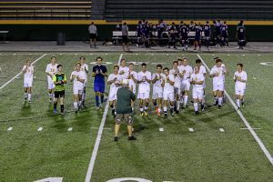 Men's Soccer vs. Fremont Ross 09-26-17
