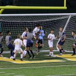 Men's Soccer vs. St. John's 10-10-17