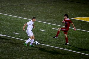 Men's Soccer vs. Port Clinton 10-12-17
