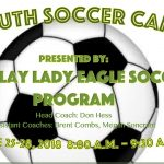 Lady Eagles to Host Youth Soccer Camp