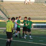 Men's Soccer Black Out Game Friday vs Springfield