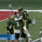 Boys Varsity Lacrosse beats Central Catholic 7 – 2