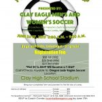 Youth Soccer Camp Deadline is Approaching