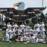 Boy's Varsity Lacrosse Makes History By Making First Ever Playoff Appearance