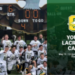 Reminder for Lacrosse Youth Camp
