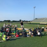 Thank You Coach Pat O'Brien For Speaking At Todays Lacrosse Camp!