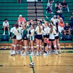 Girls Volleyball swept Anthony Wayne program wide