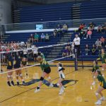 Girls Volleyball made another sweep against Norwalk Truckers
