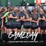 Women's Soccer to Play in the OHSAA District Final