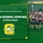 Women's Soccer To Play In OHSAA Regional Semifinal