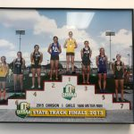 Haley Hess Places 6th in MAC Cross Country Championships