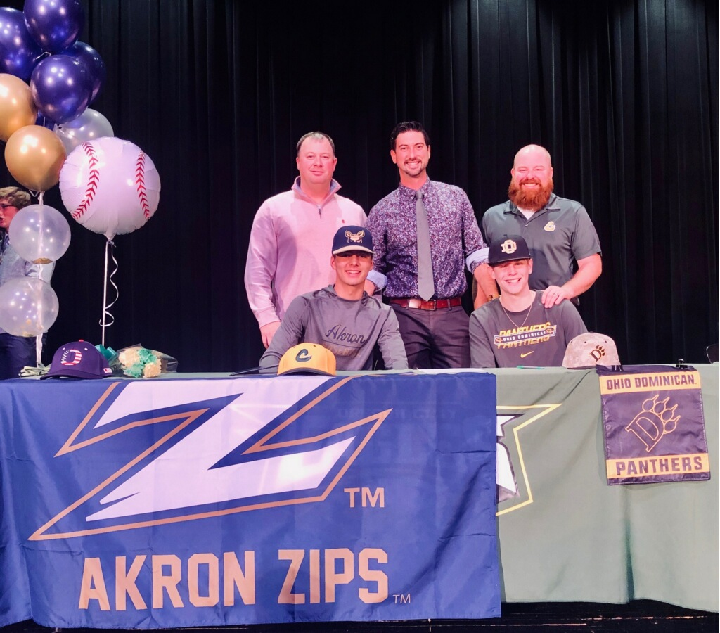 Two From Baseball Ink Deals On National Signing Day
