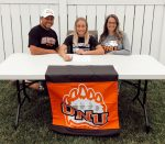 Gladieux Signs With Ohio Northern Track & Field