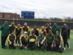 Varsity Softball records historic win