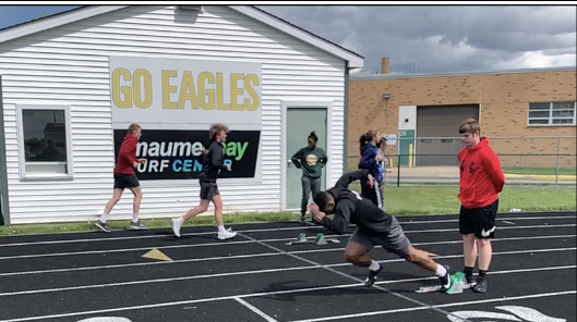Eagles Track & Field Set to Compete in League FInals