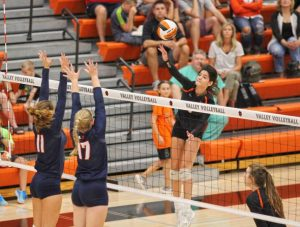 Volleyball vs. Urbandale