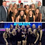 Valley Grad Zoe Young, Competition Cheerleading Team Honored At All-Iowa Sports Awards