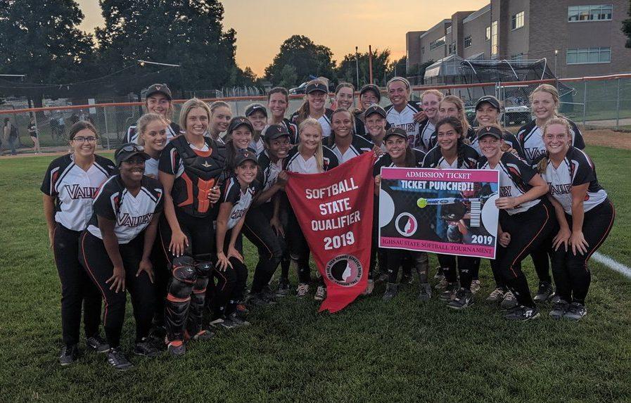 Valley Softball Advances To Class 5A State Tournament