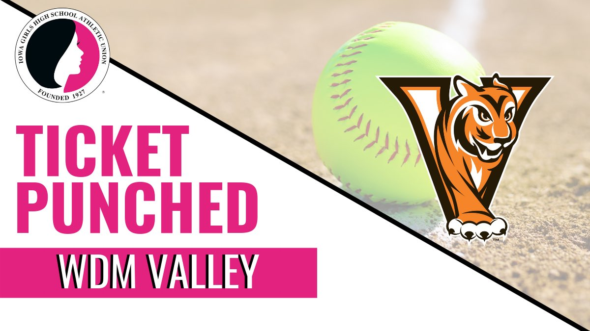 Watch Live: Valley vs. Fort Dodge at State Softball