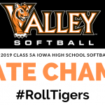 State Champs! Valley Softball Wins Class 5A Title