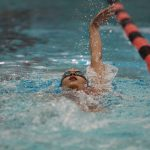 Girls' Varsity Swimming Beats Des Moines East 133-45