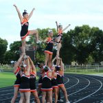 Valley Cheerleading Clinic Performance Rescheduled for Friday