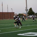 Valley Dowling freshman football game