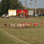 Valley Cross Country at Ames