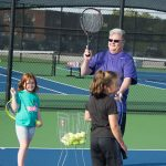 Valley Fall Girls Tennis Clinic