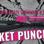 State Swimming Graphic