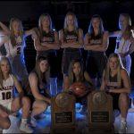Girls Basketball hype video screenshot