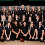 Valley Girls' Bowling 2019 Team Photo